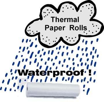 Waterproof Thermal Paper